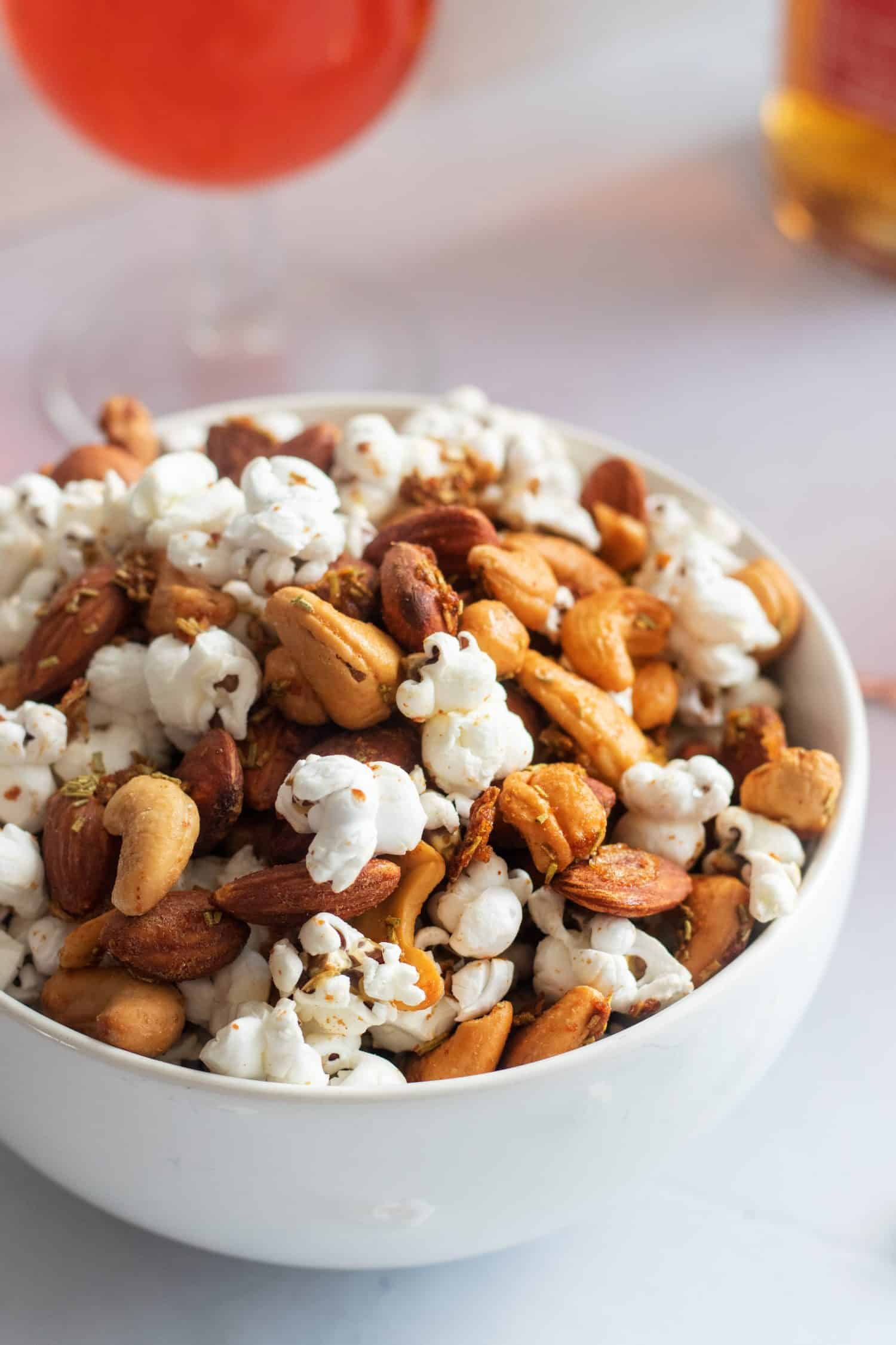 Popcorn Cocktail Nuts