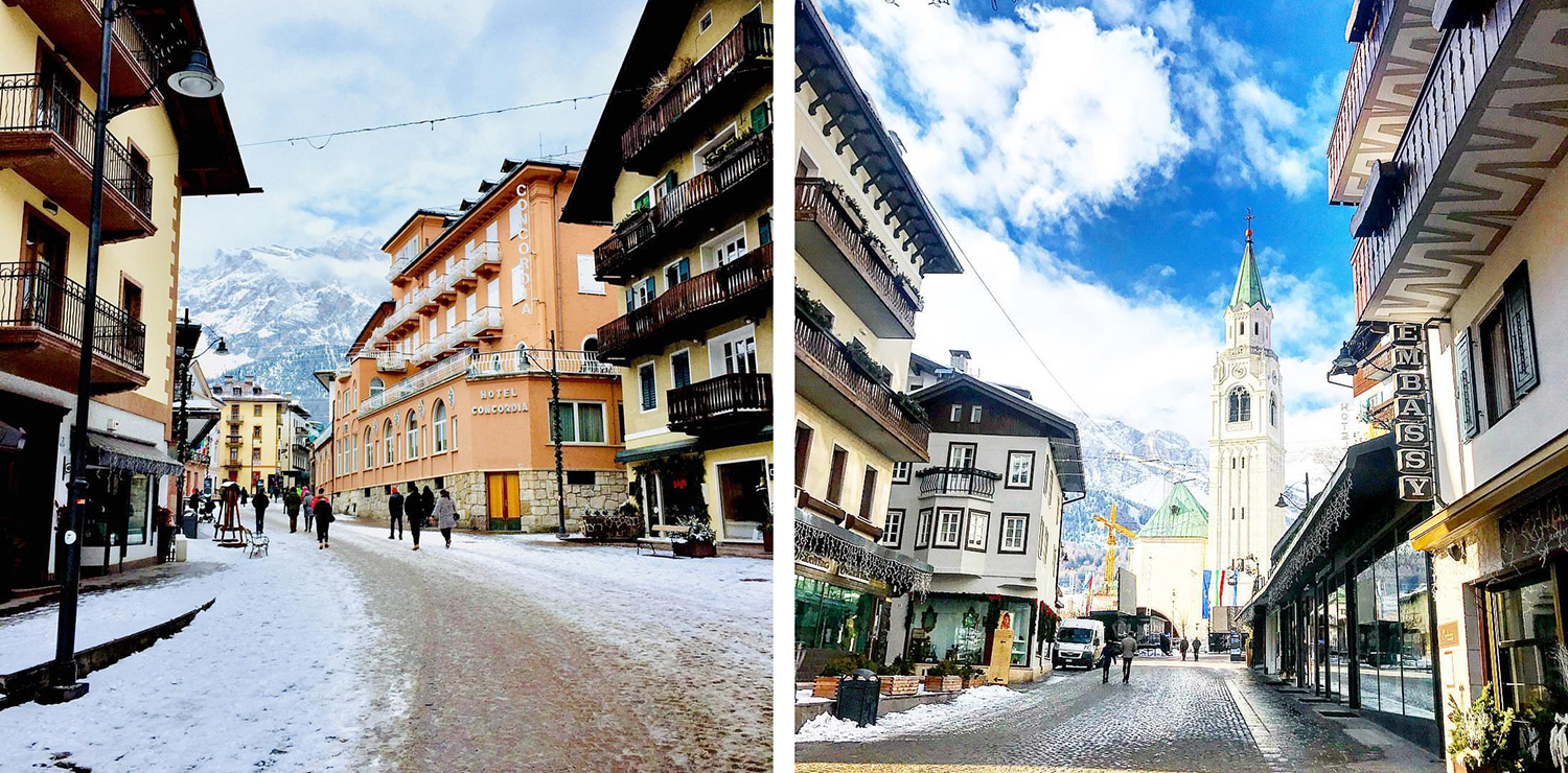 There's Something For Everyone In This Italian Ski Town